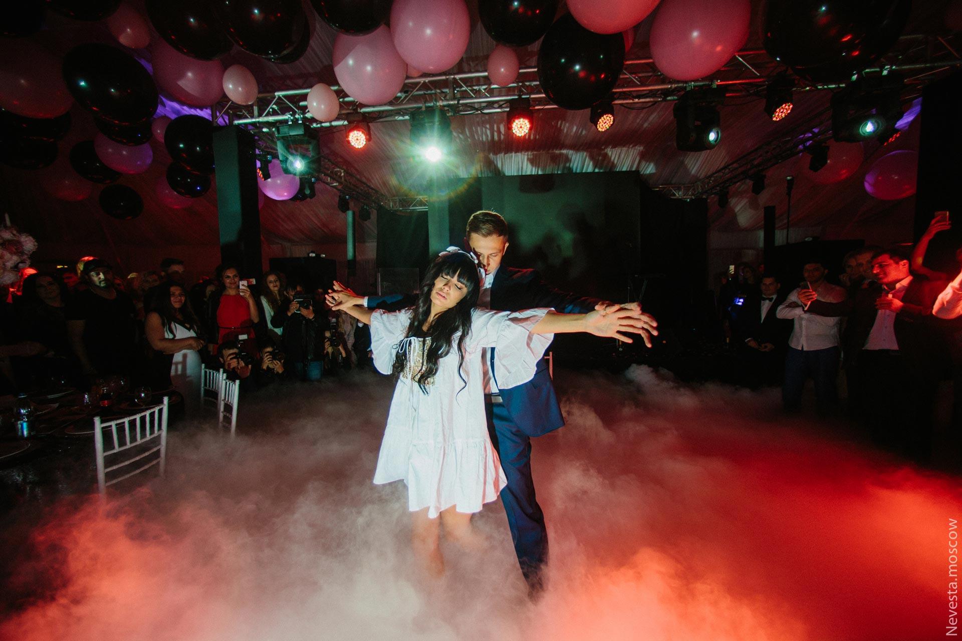 Свадьба Нелли Ермолаевой и Кирилла Андреева фото 16