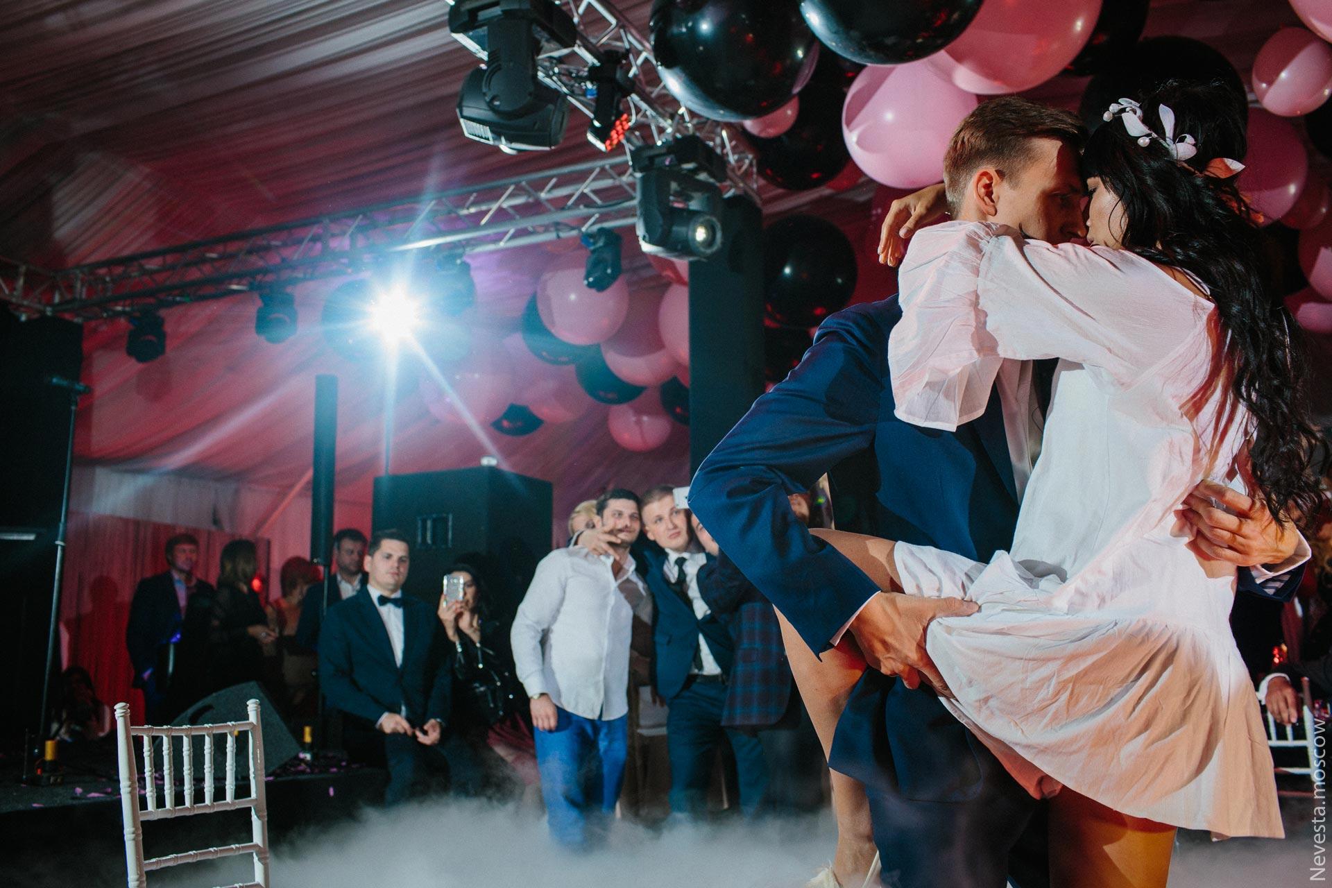 Свадьба Нелли Ермолаевой и Кирилла Андреева фото 51