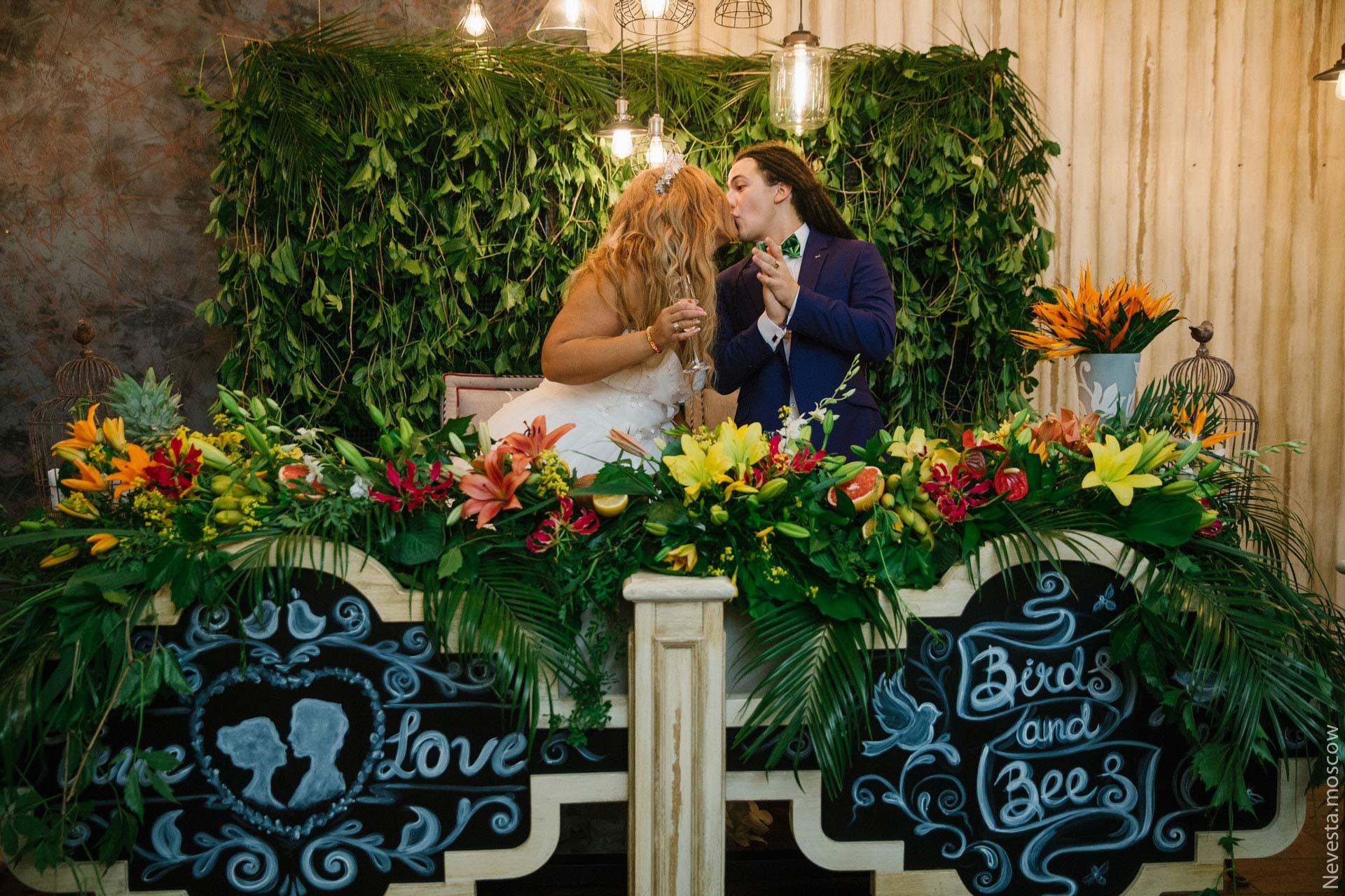 Экзотическая Ямайка. Свадьба Корнелии Манго и Богдана Дюрдя фото 31