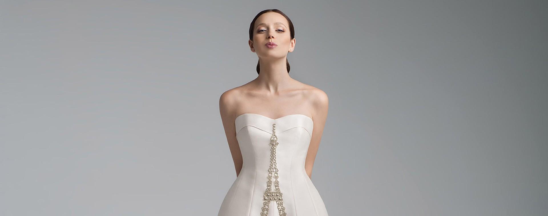 5 вариантов платьев-мини · NEVESTA.MOSCOW 2e367379feb