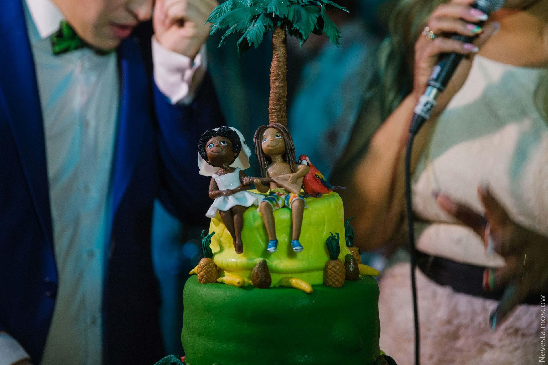 Экзотическая Ямайка. Свадьба Корнелии Манго и Богдана Дюрдя фото 40