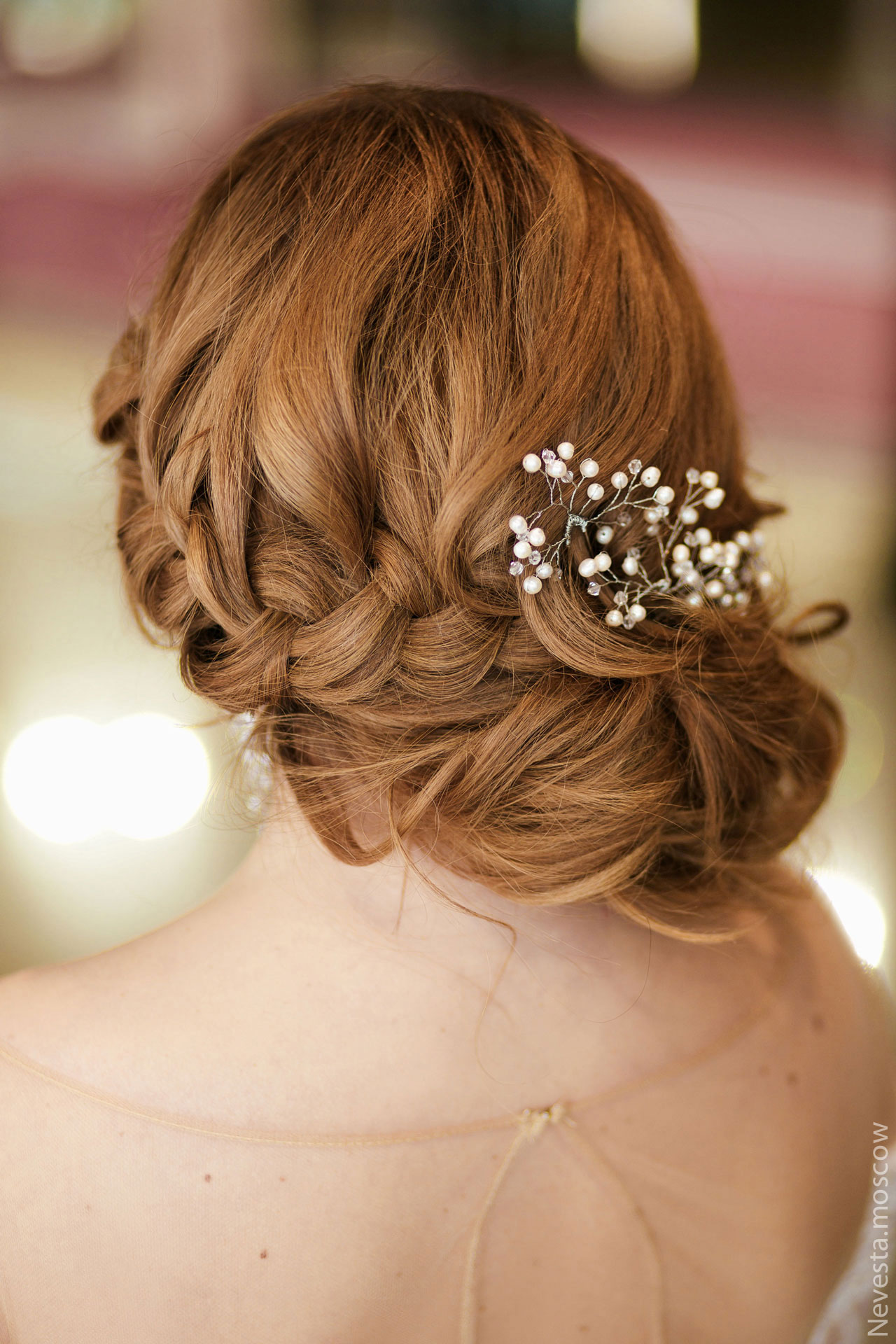 Анастасия Денисова выбирает образ для своей свадьбы фото 3