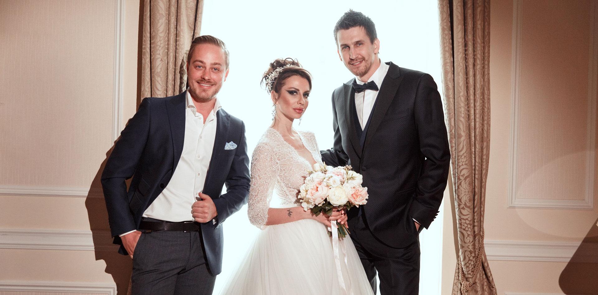 Пионовая свадьба. Свадьба Анны Грачевской и Артема Кузякина фото 8