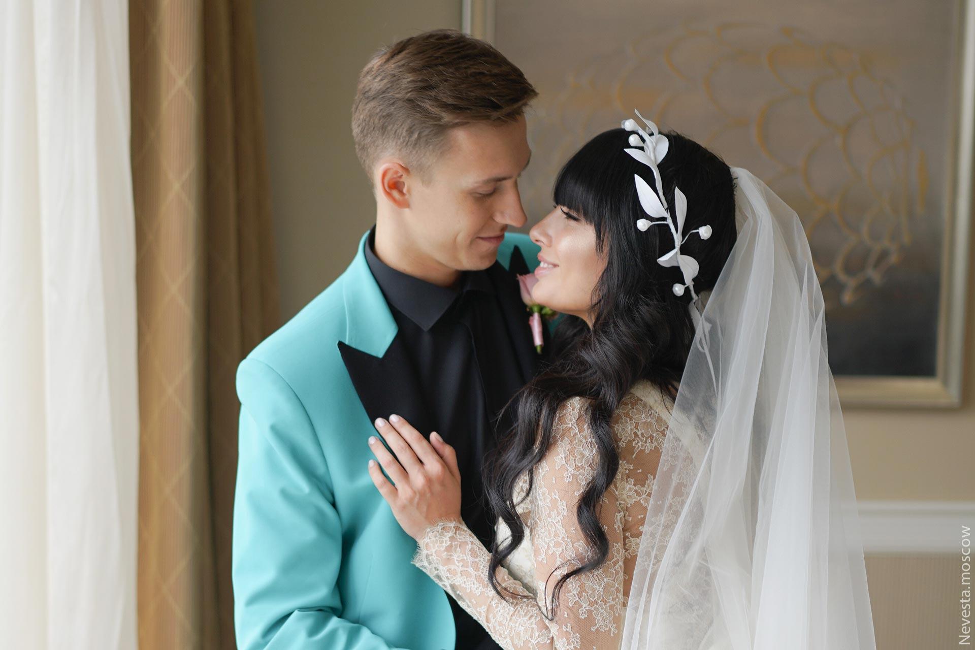 Свадьба Нелли Ермолаевой и Кирилла Андреева фото 23