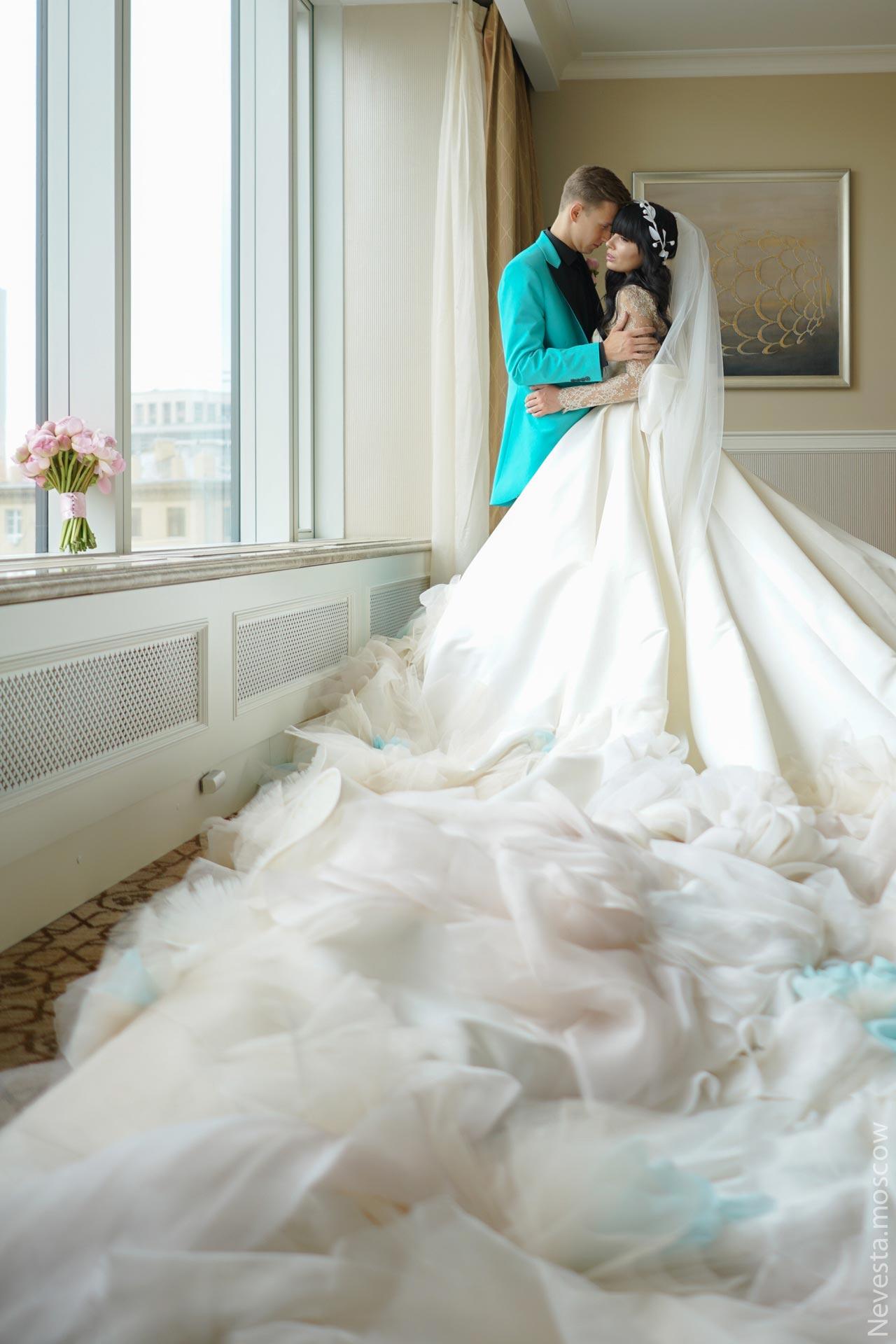 Свадьба Нелли Ермолаевой и Кирилла Андреева фото 14