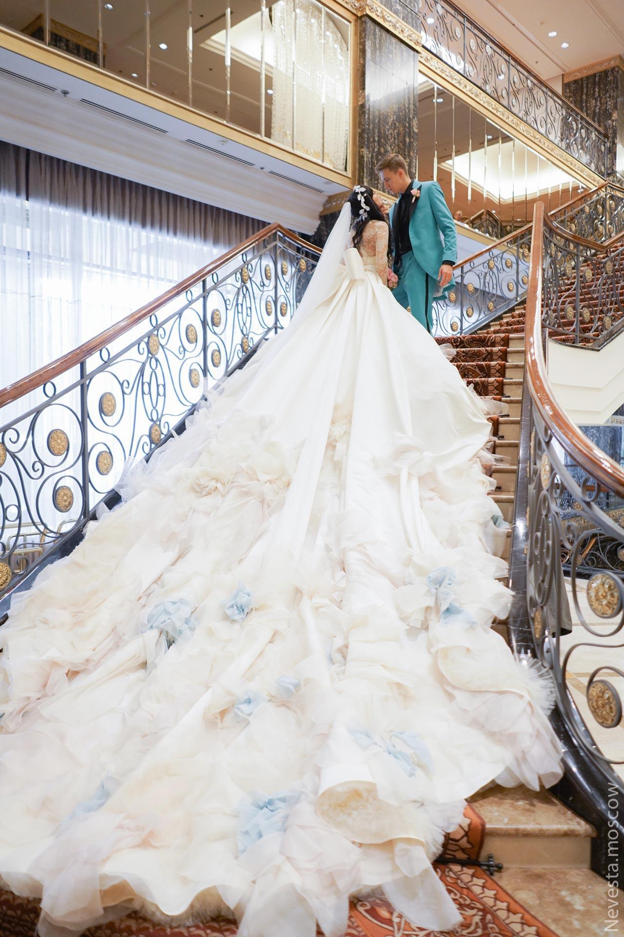 Свадьба Нелли Ермолаевой и Кирилла Андреева фото 15