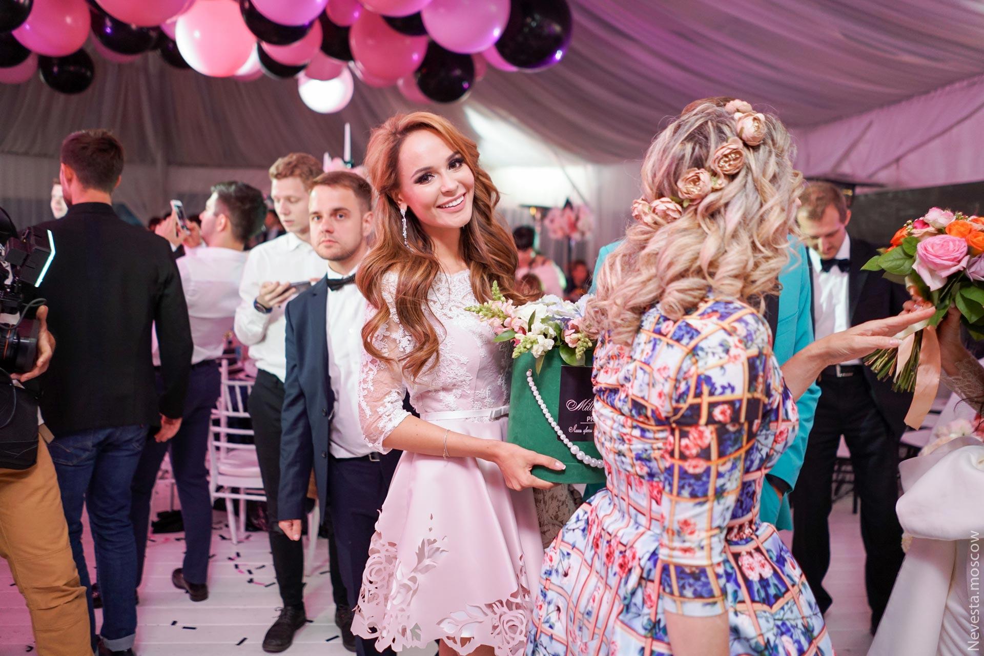 Свадьба Нелли Ермолаевой и Кирилла Андреева фото 38