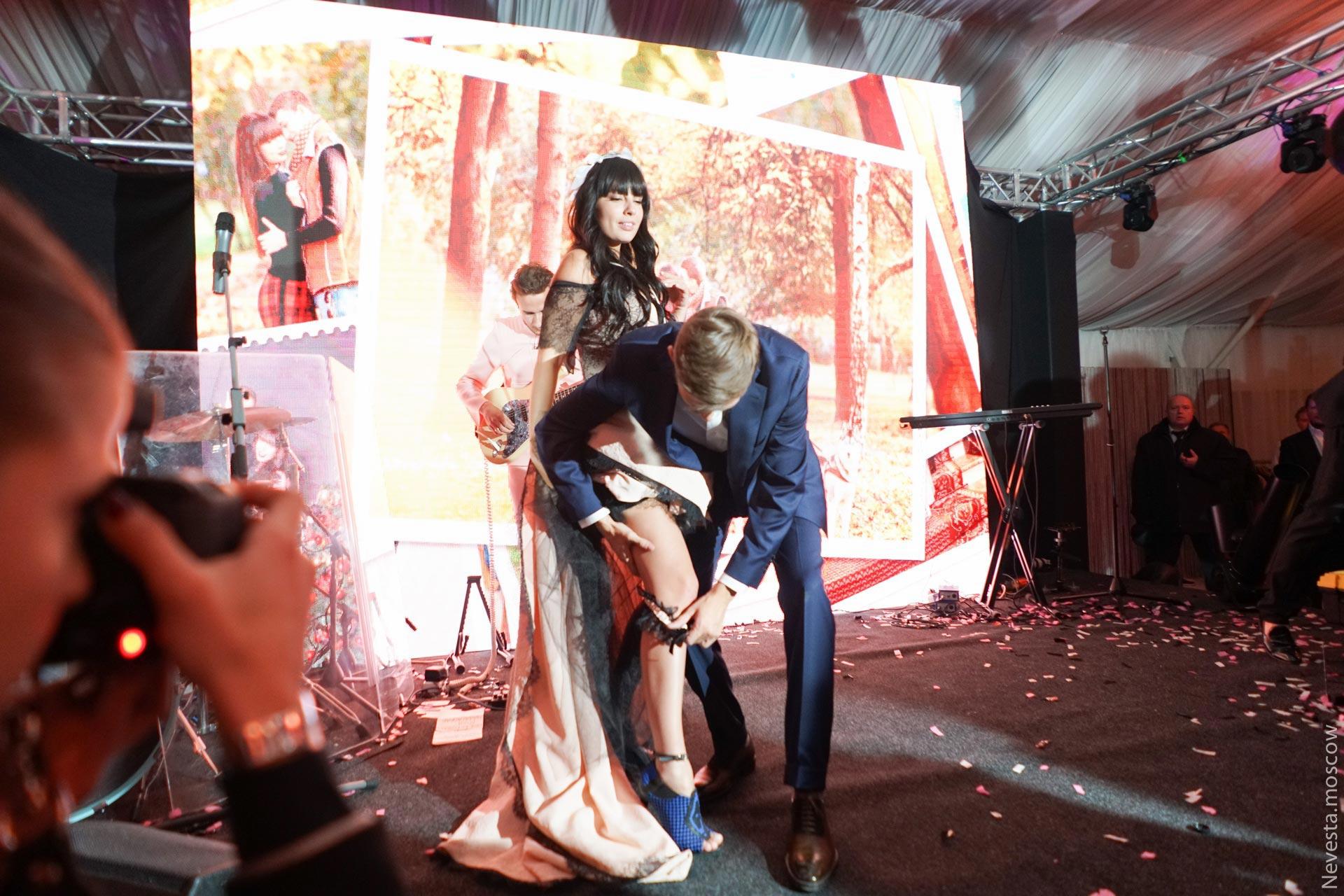Свадьба Нелли Ермолаевой и Кирилла Андреева фото 55