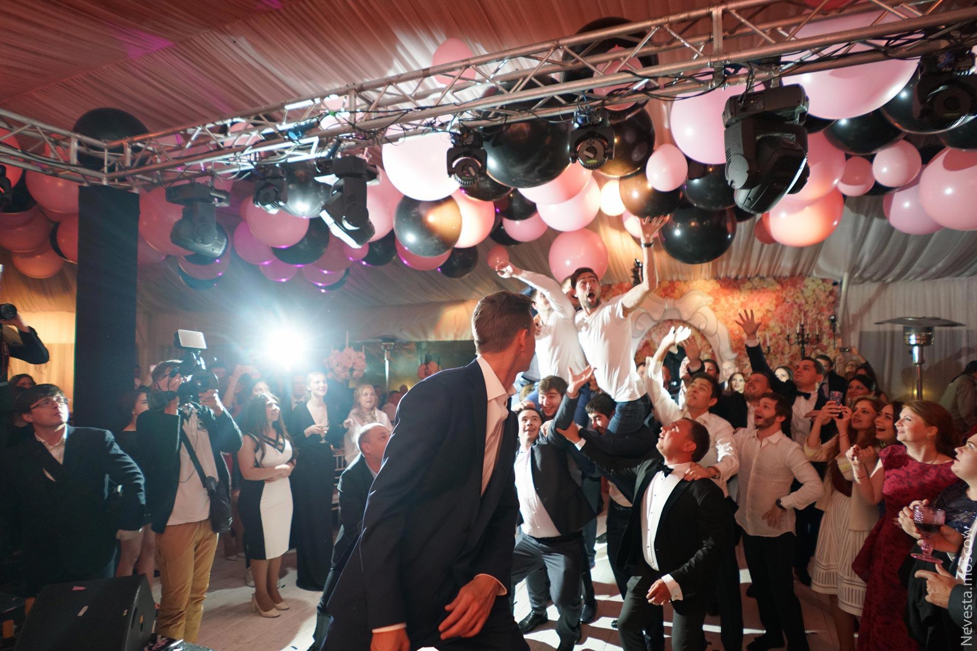 Свадьба Нелли Ермолаевой и Кирилла Андреева фото 56