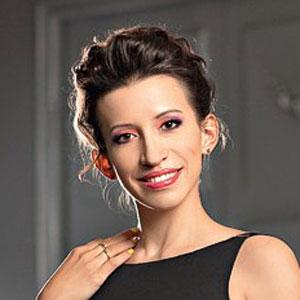 Елена Борщева, ведущая