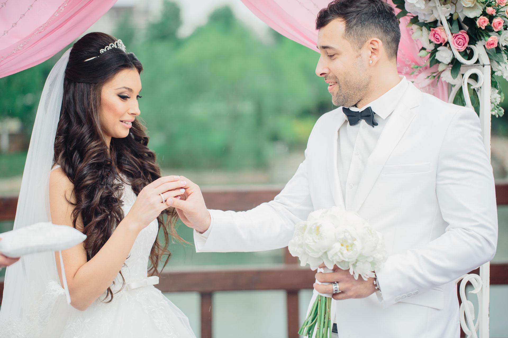 По мотивам сказок. Свадьба Дмиaтрий и Элины фото 10