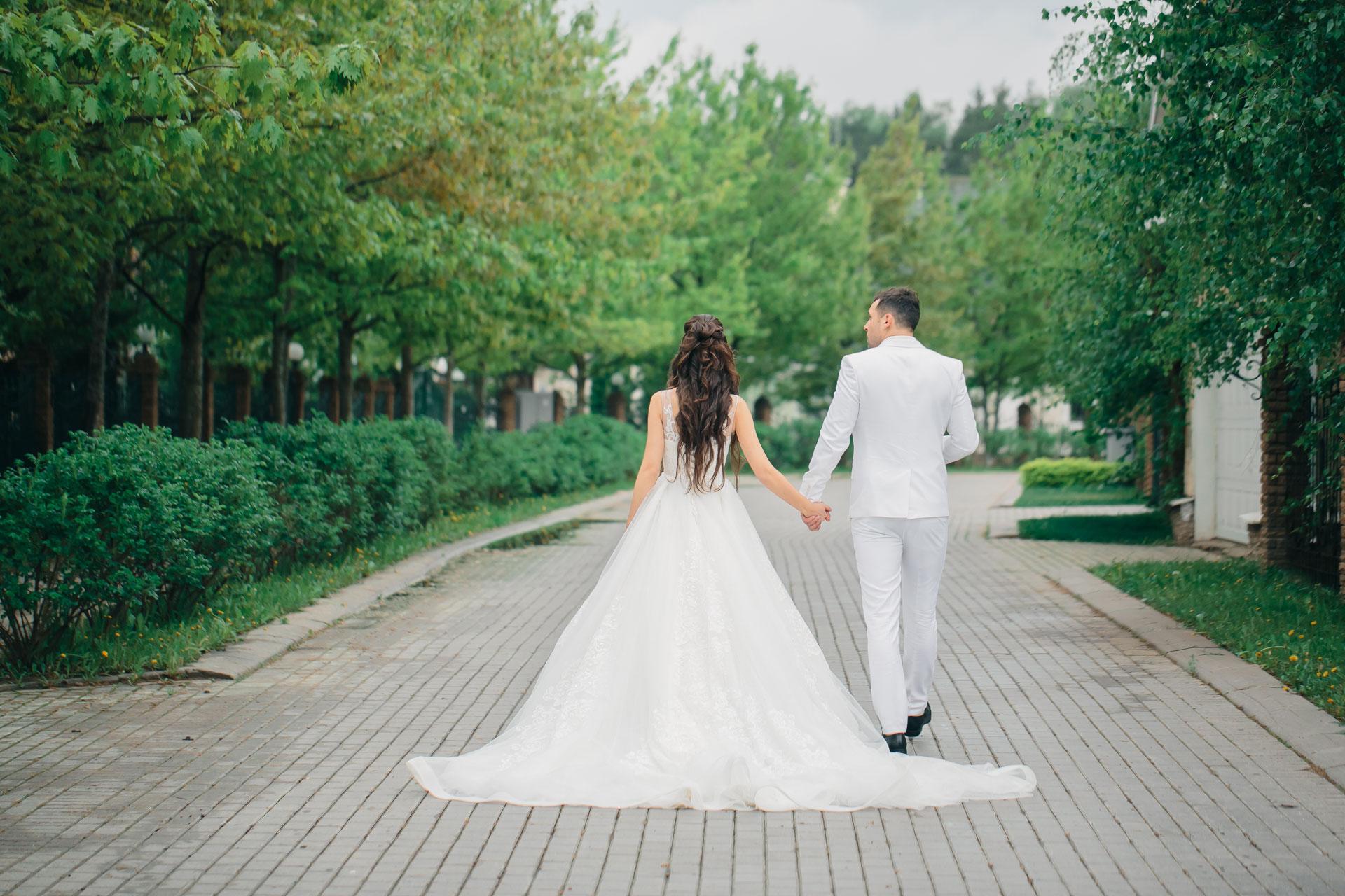 По мотивам сказок. Свадьба Дмиaтрий и Элины фото 12