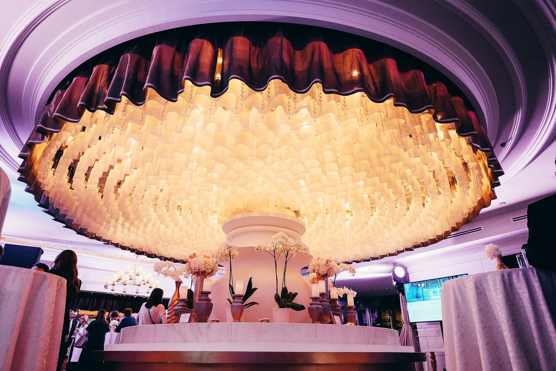 Лотте Отель Москва  открытие фото 11