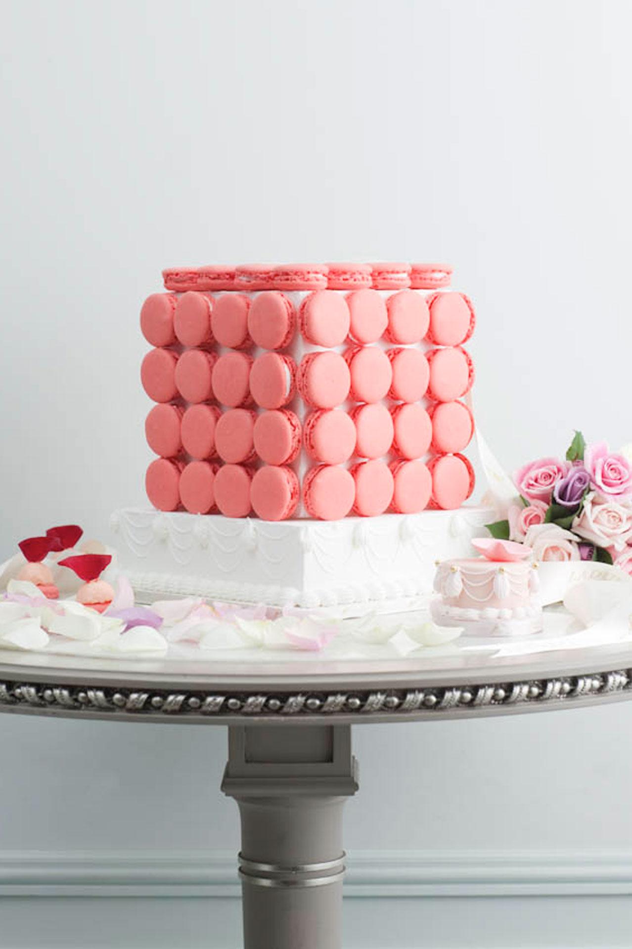 Ladurée французский макарон интервью торт свадебный фото 14