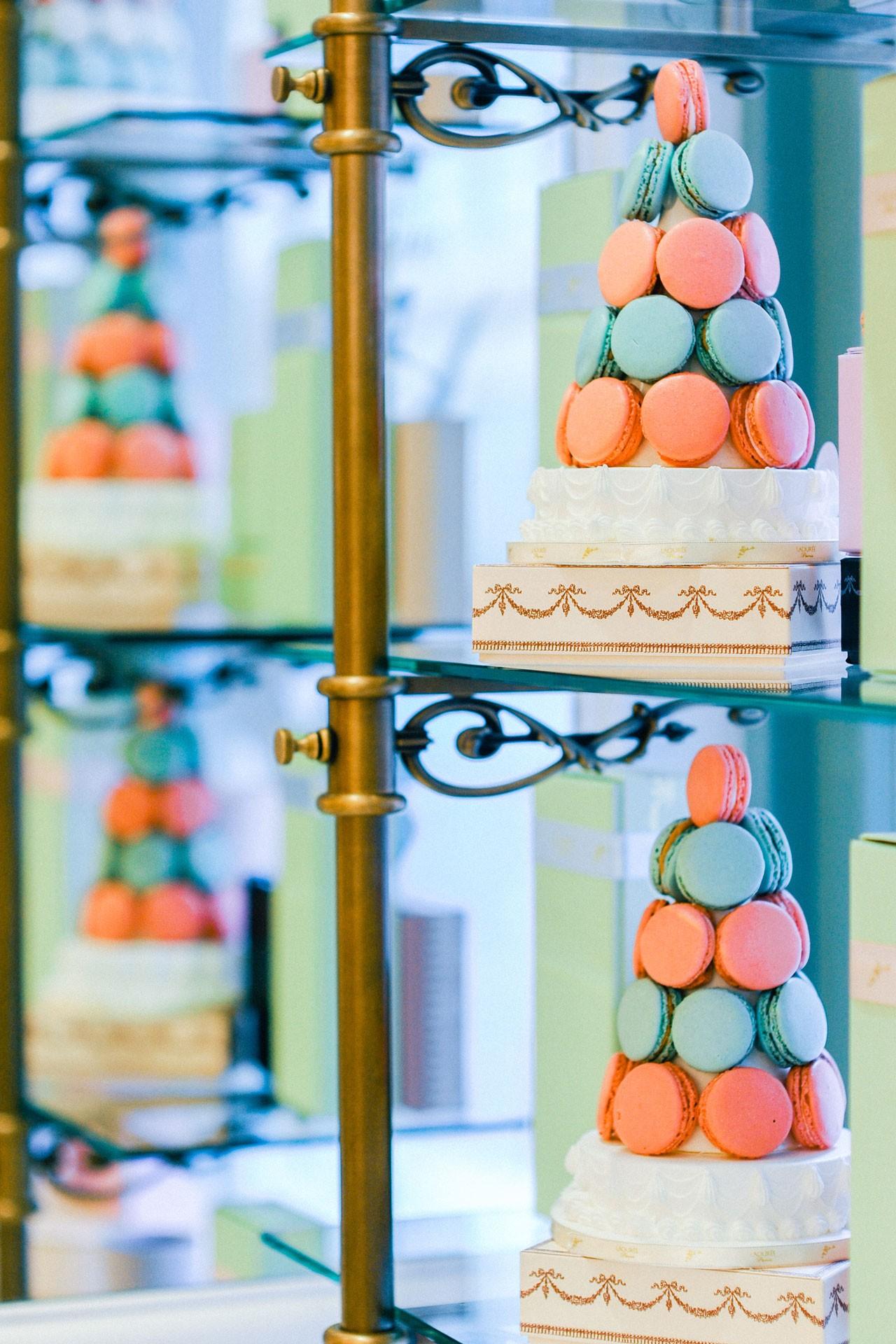 Ladurée французский макарон интервью торт свадебный фото 7