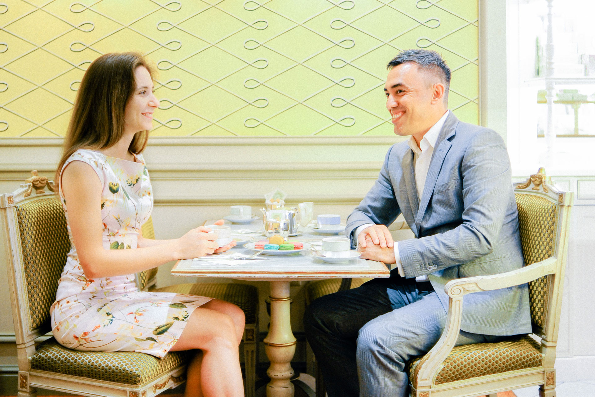 Ladurée французский макарон интервью торт свадебный фото 1