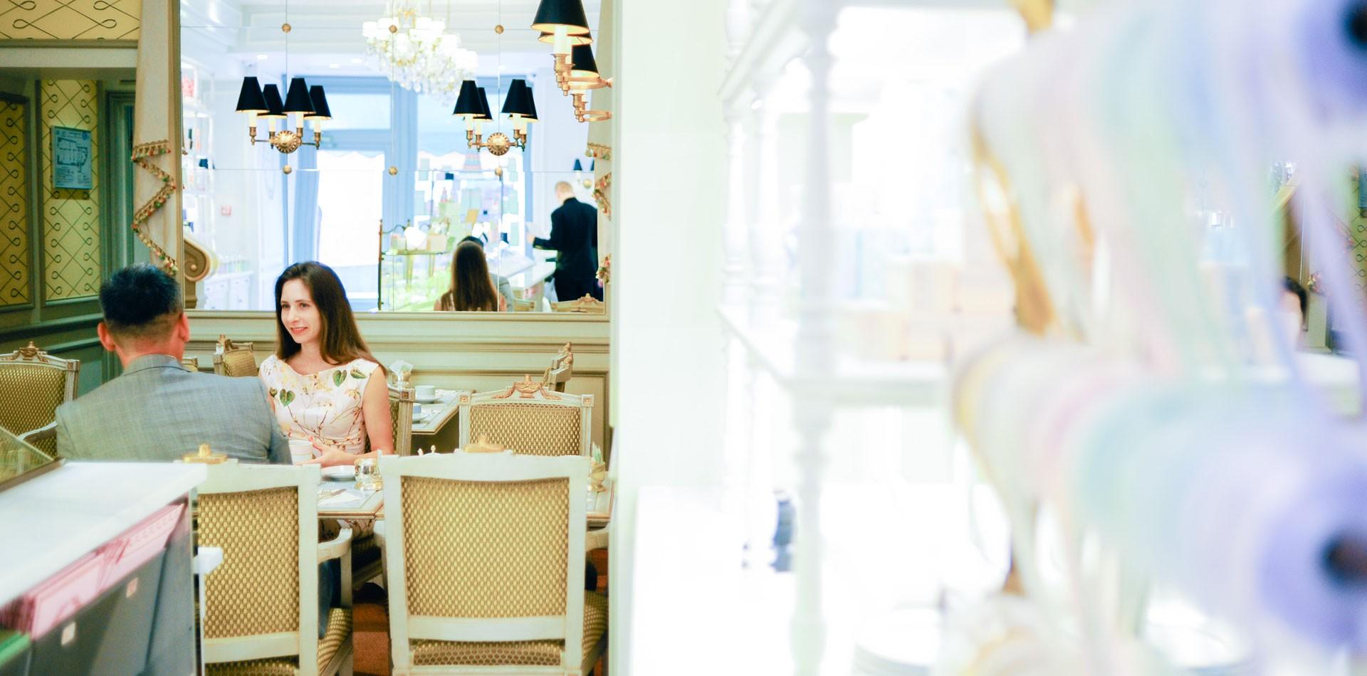 Ladurée французский макарон интервью торт свадебный фото 4