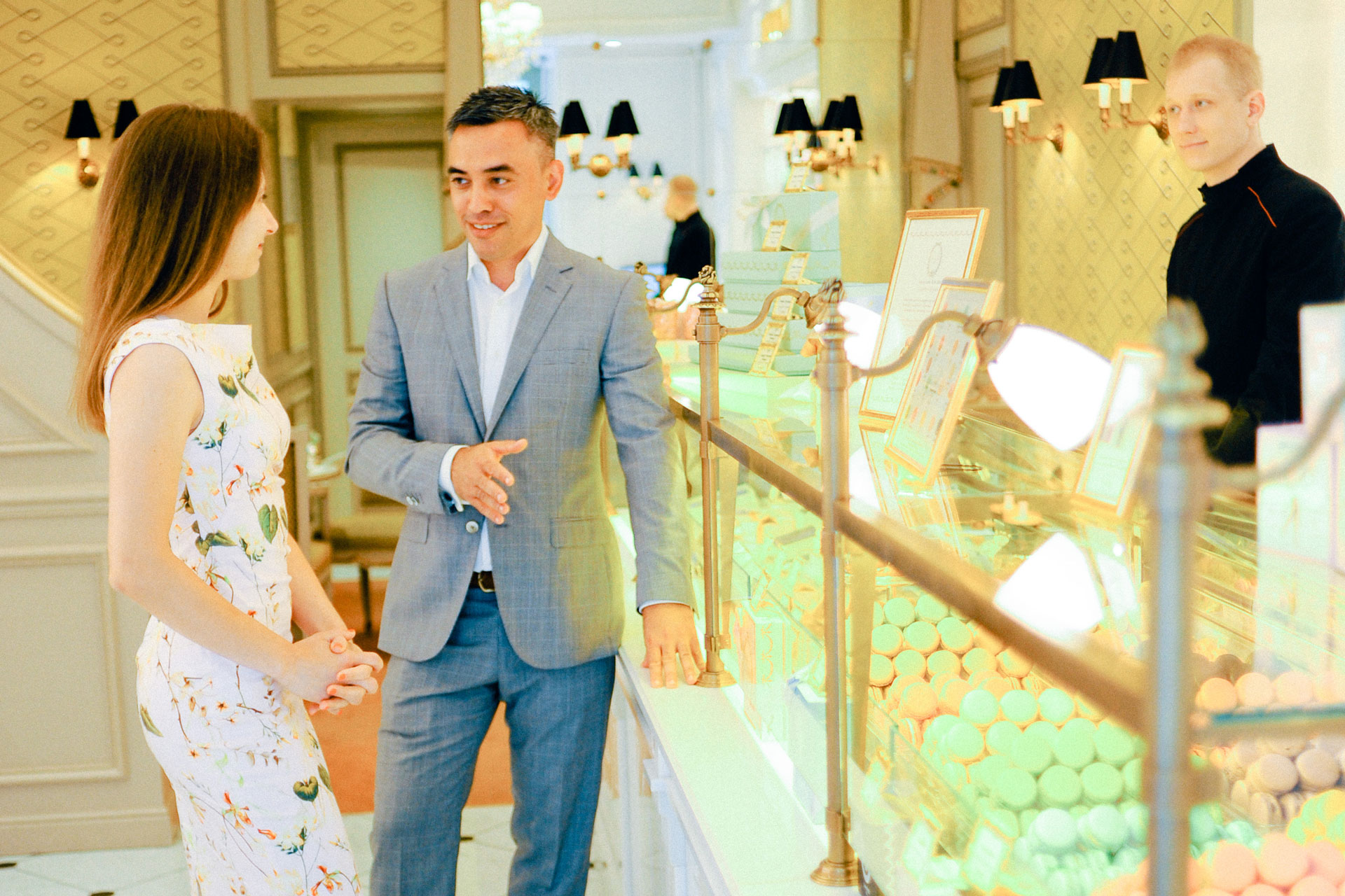 Ladurée французский макарон интервью торт свадебный фото 18