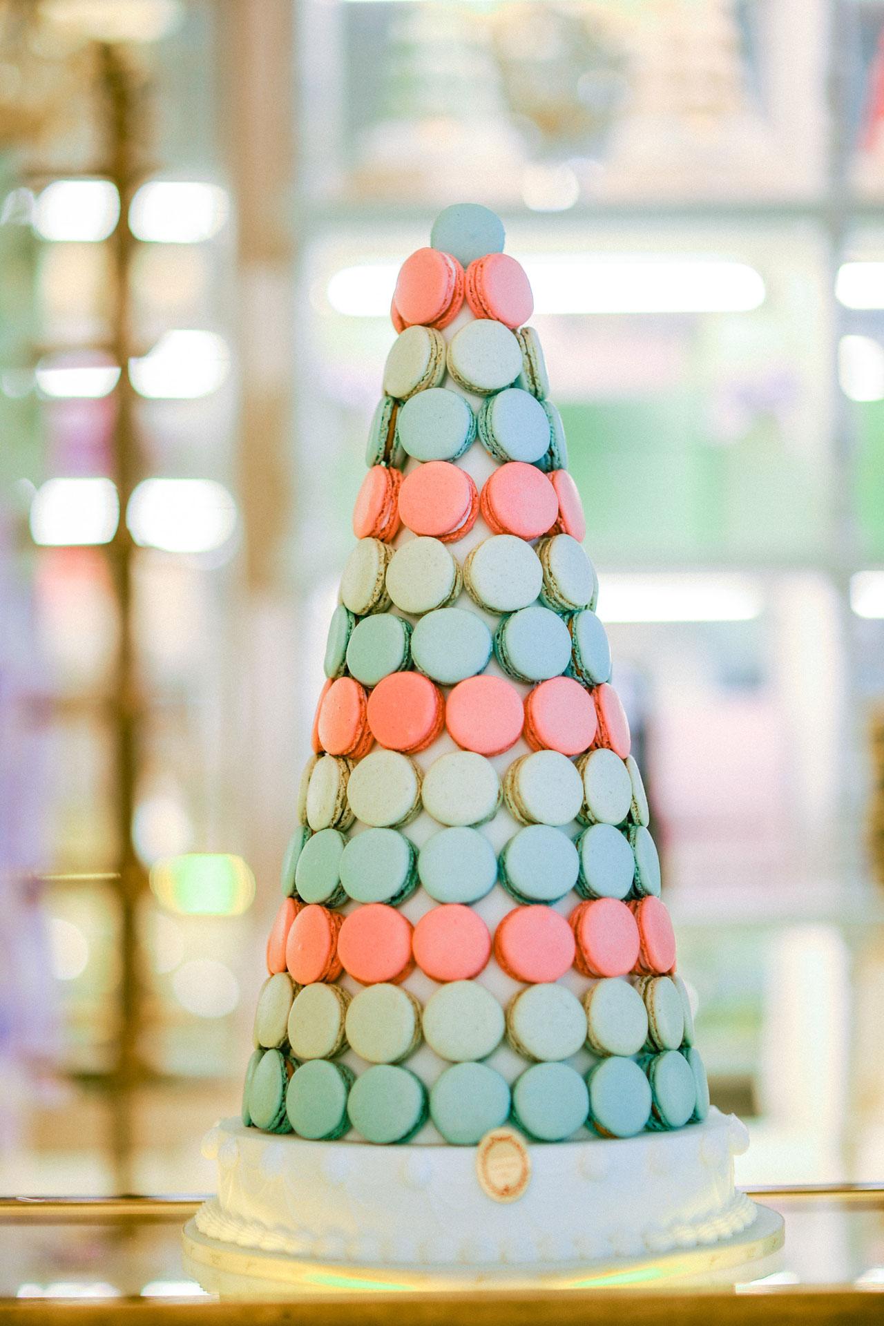 Ladurée французский макарон интервью торт свадебный фото 15