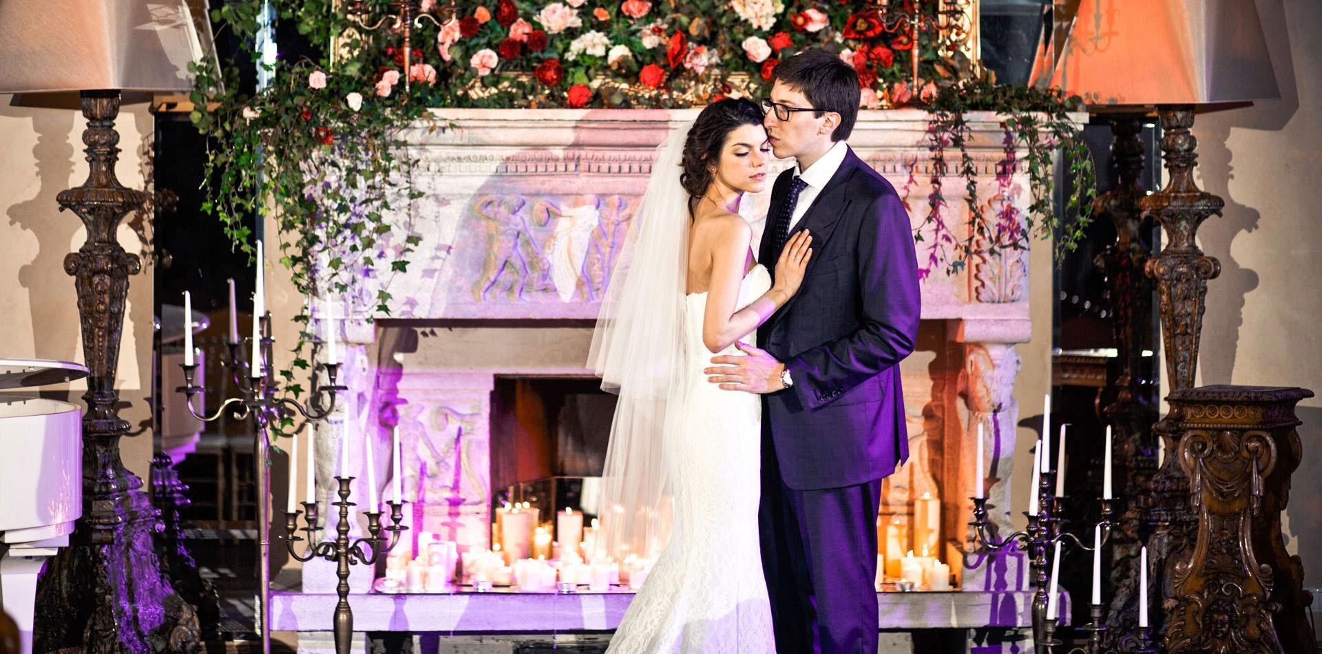Итальянская усадьба. Свадьба Антона и Ирины фото 10