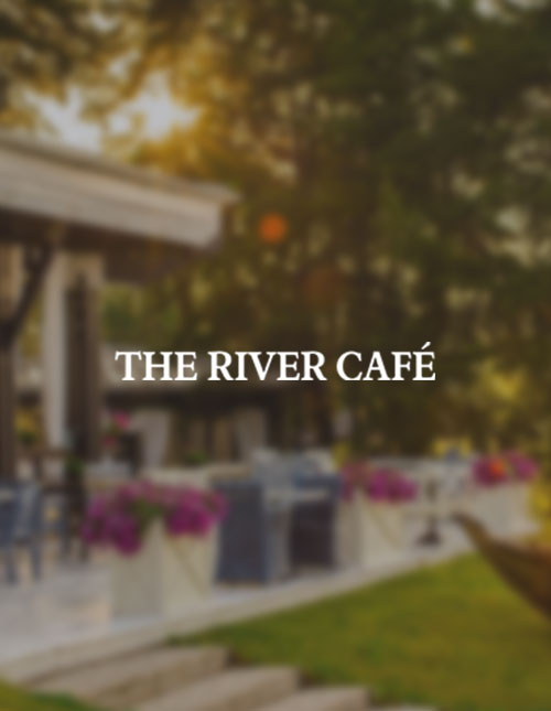 Ресторан The River Cafe