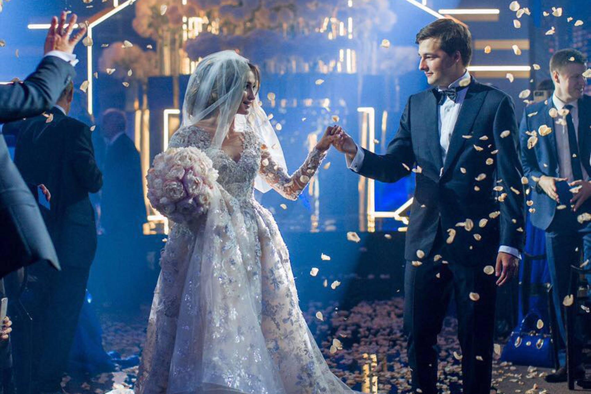 Встреча в большом городе. Свадьба Татьяны и Романа