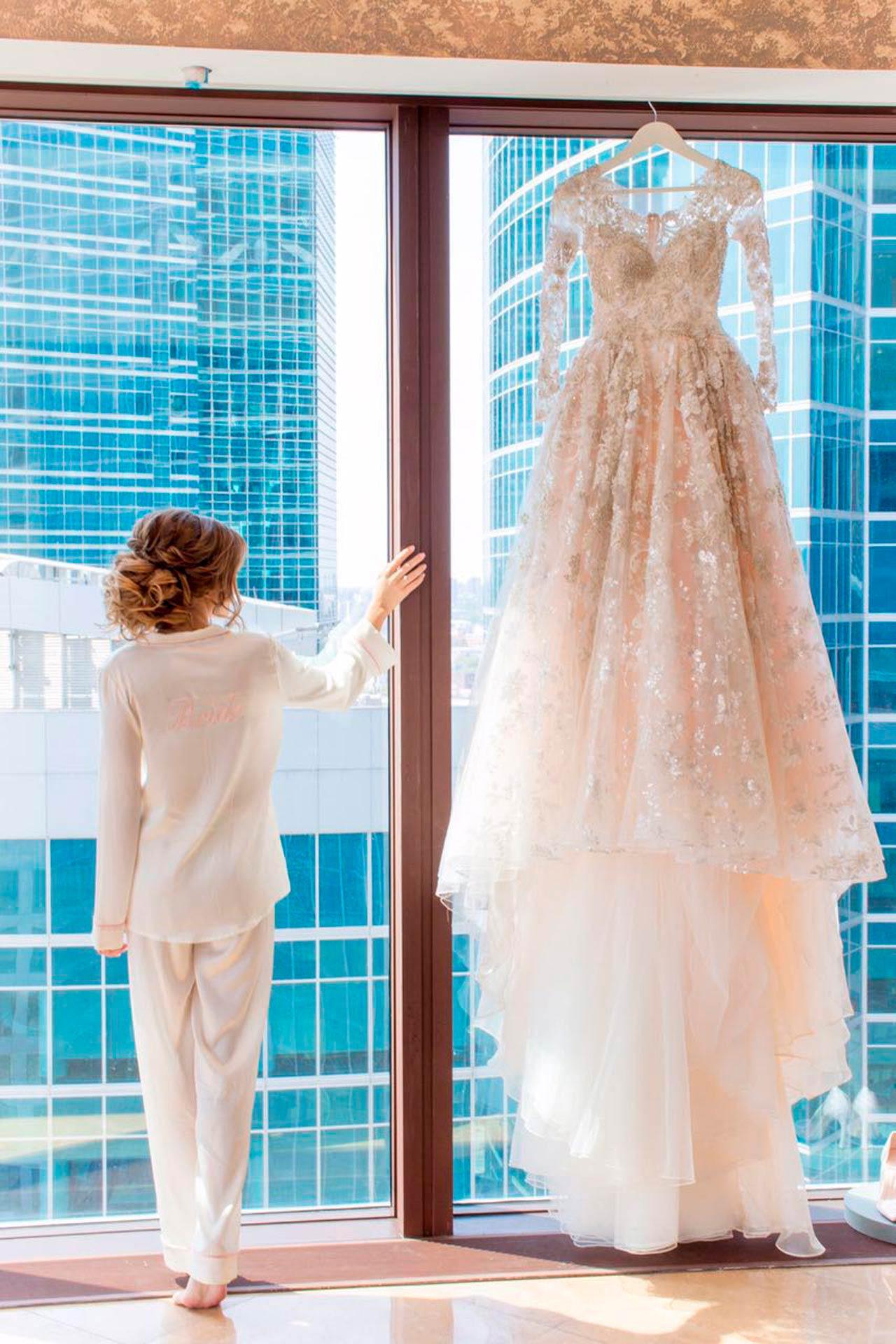 Встреча в большом городе. Свадьба Татьяны и Романа 11