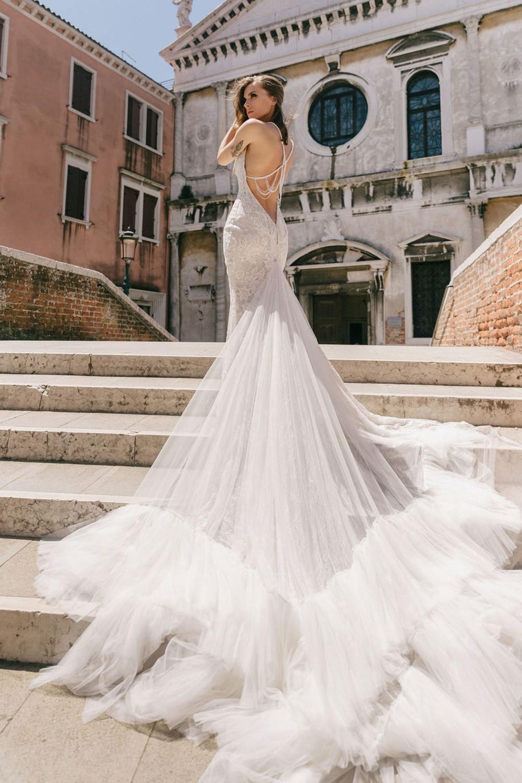 Русалочка платье