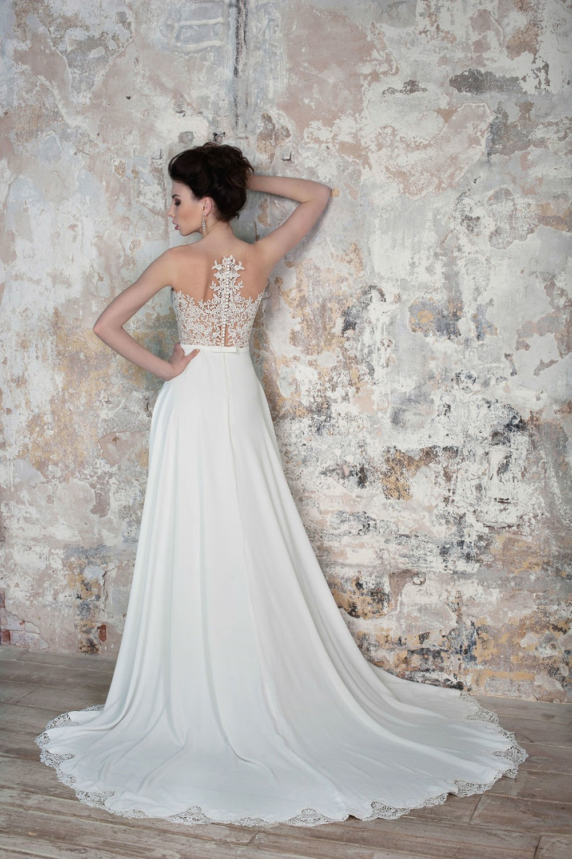 платье с греческим силуэтом