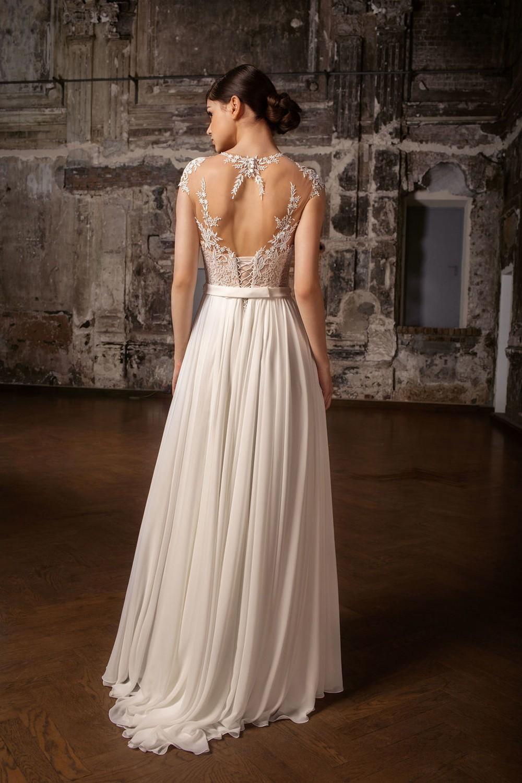 с греческим силуэтом платье свадебное