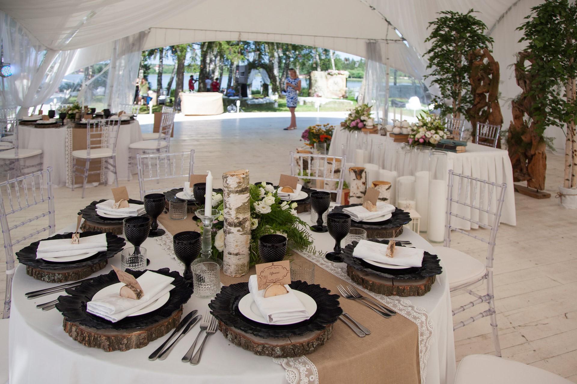 свадебный шатер в москве
