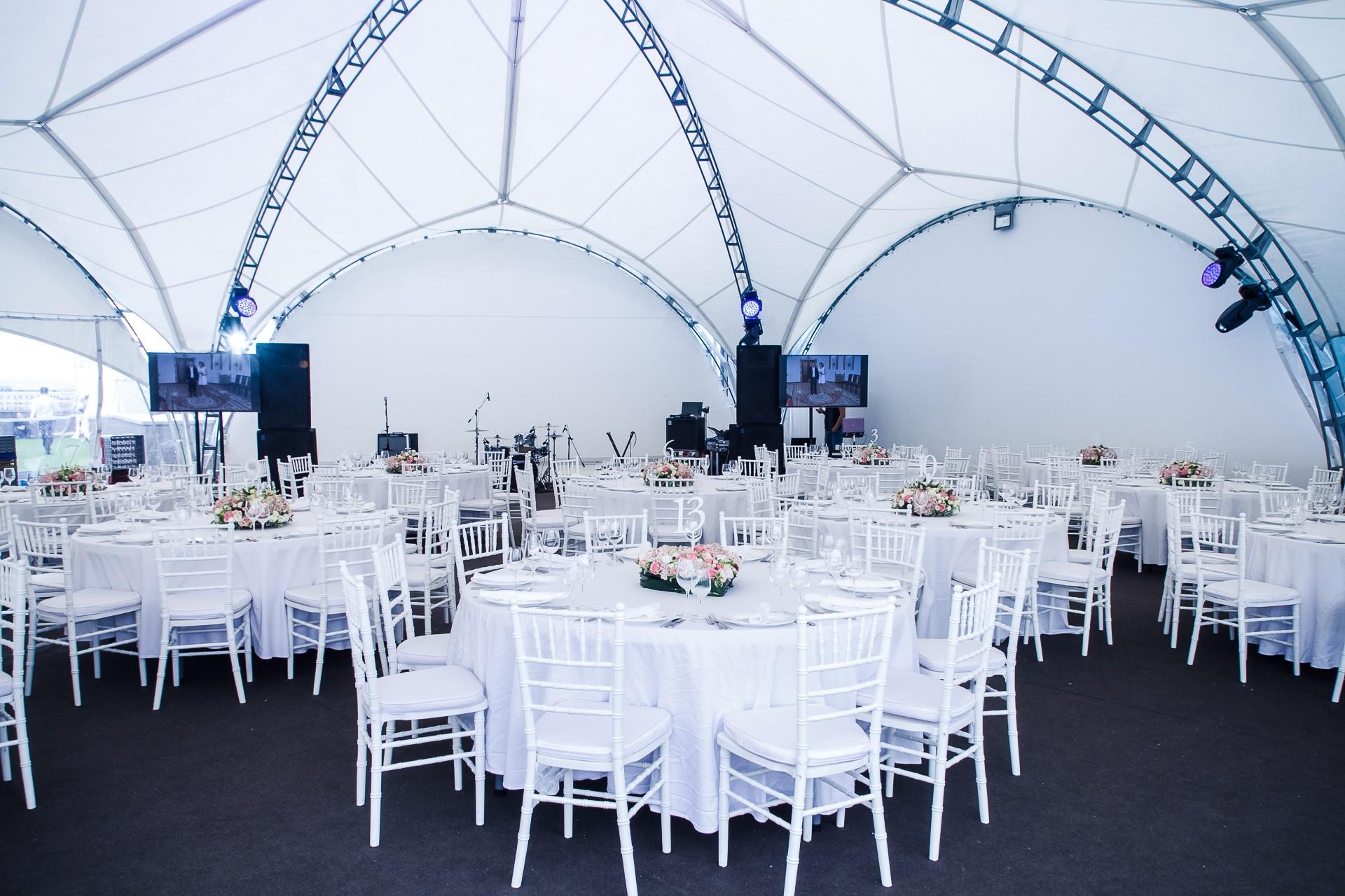 шатер для свадьбы в москве