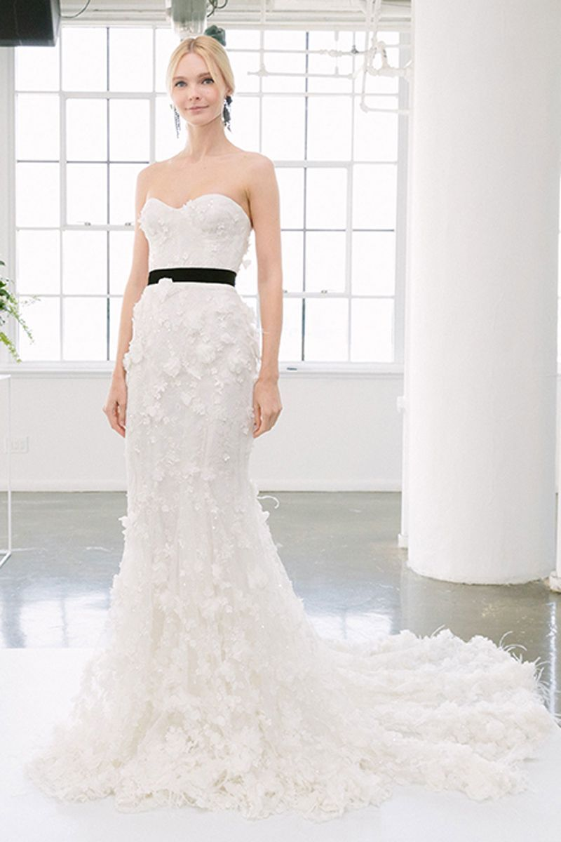 Платье невесты 2018