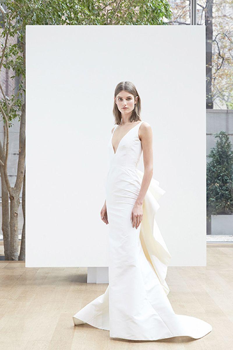 платье коллекций 2018 года