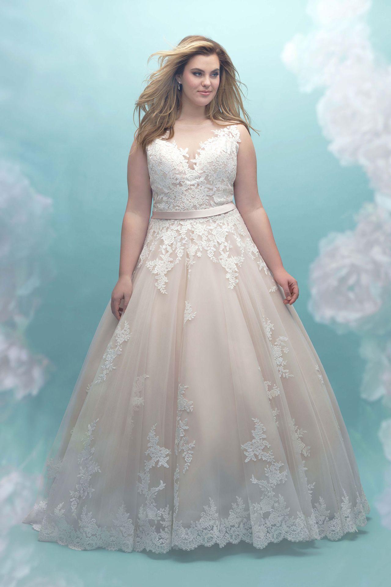 свадебные платья 50 размера