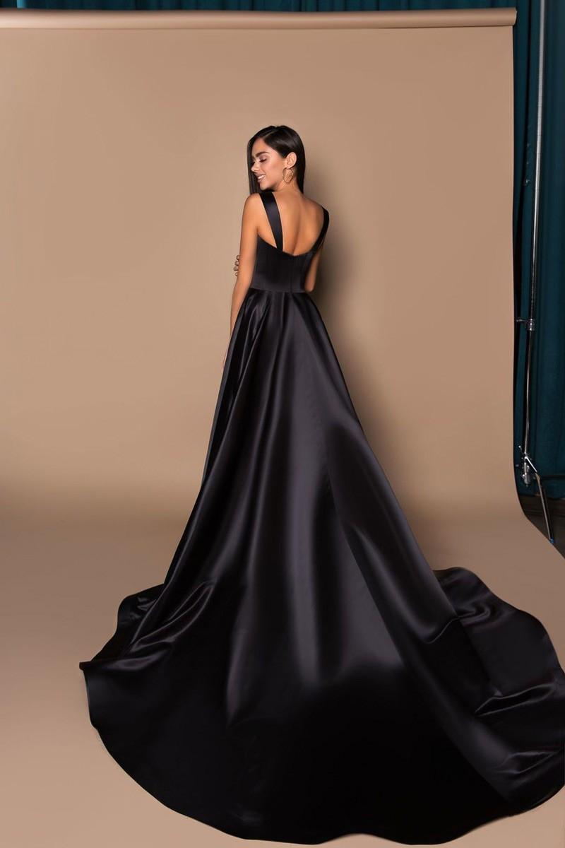 28a5d50dece В стиле нуар  на свадьбу в черном платье · NEVESTA.MOSCOW