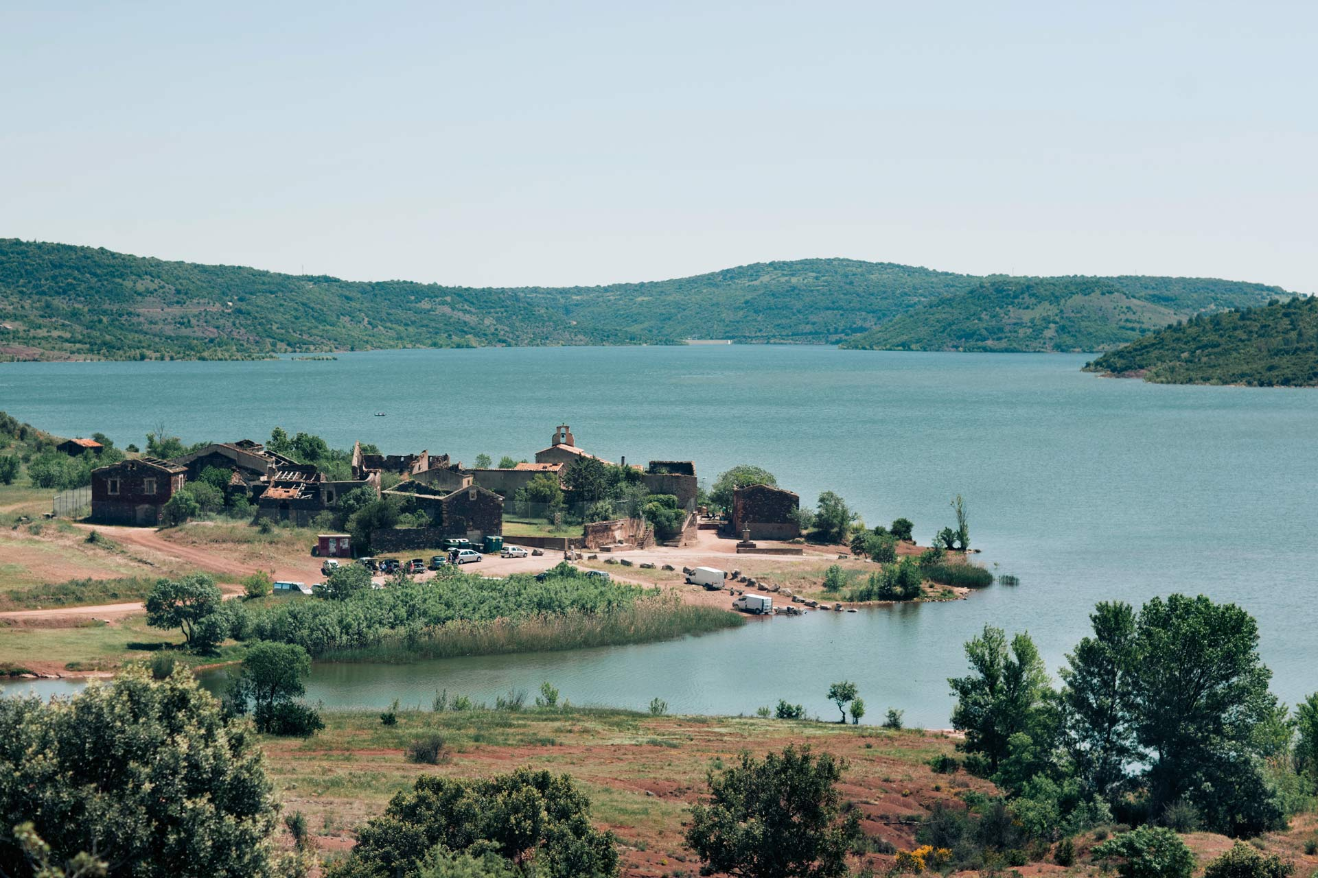 Озеро Салагу (Lac du Salagoue)