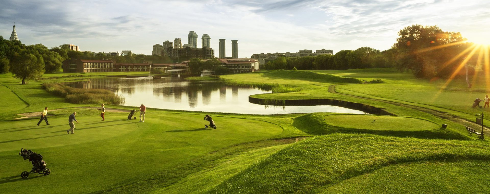 golfers The international golf federation (igf) was founded in 1958 to encourage the international development of the game and to employ golf as a vehicle to foster friendship and sportsmanship.