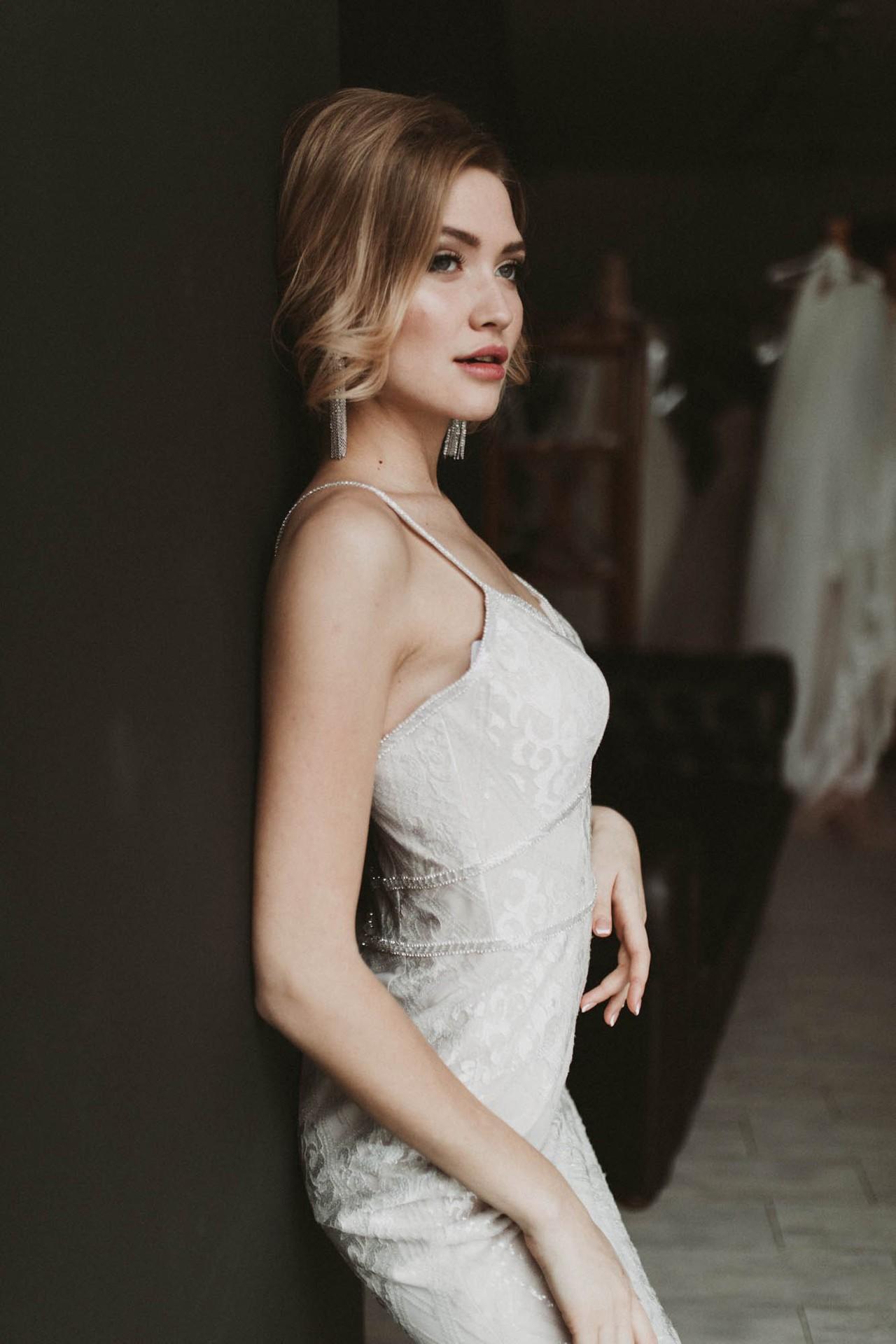 Не платье конечно но не менее секси