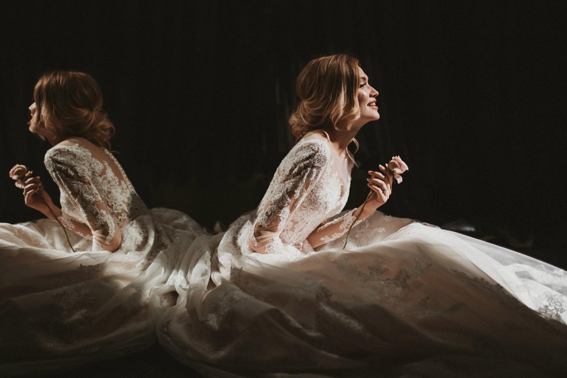 Поздравление на свадьбу крестнице длинное