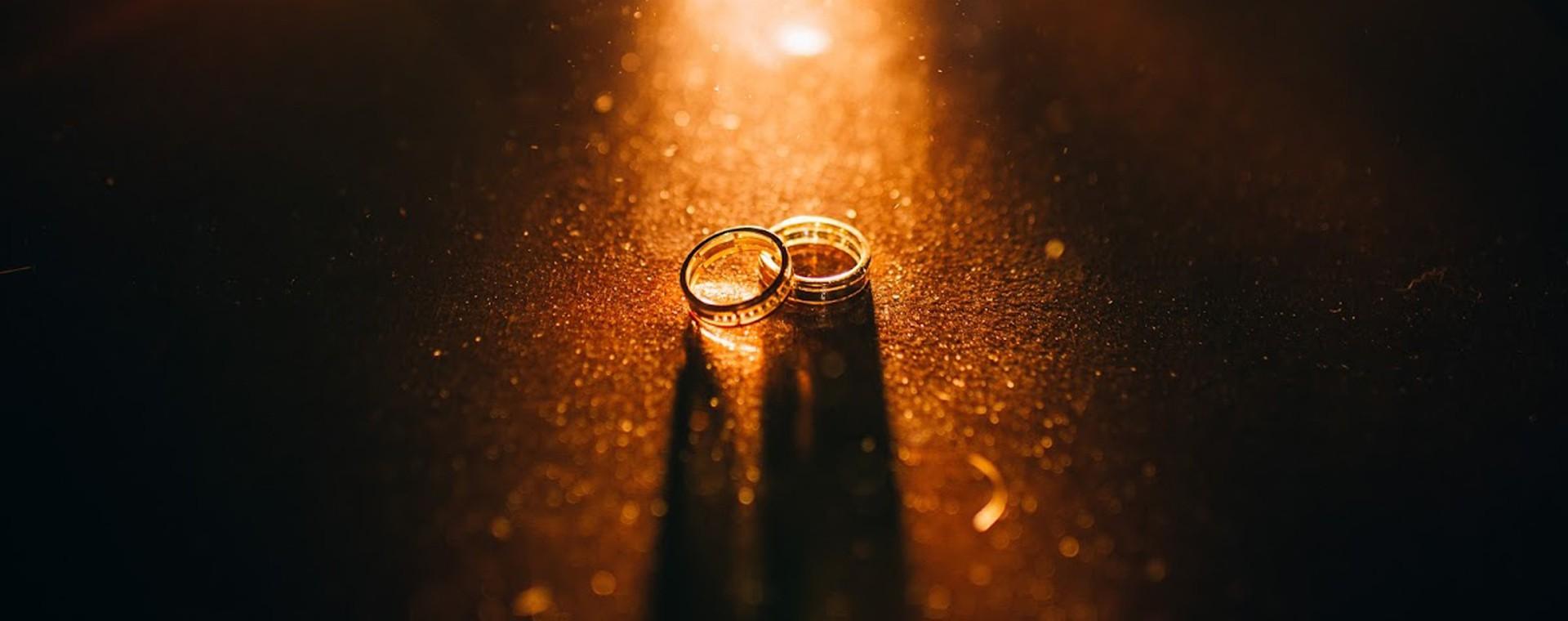 Купить свадебные кольца в питере